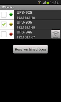 UFScontrol