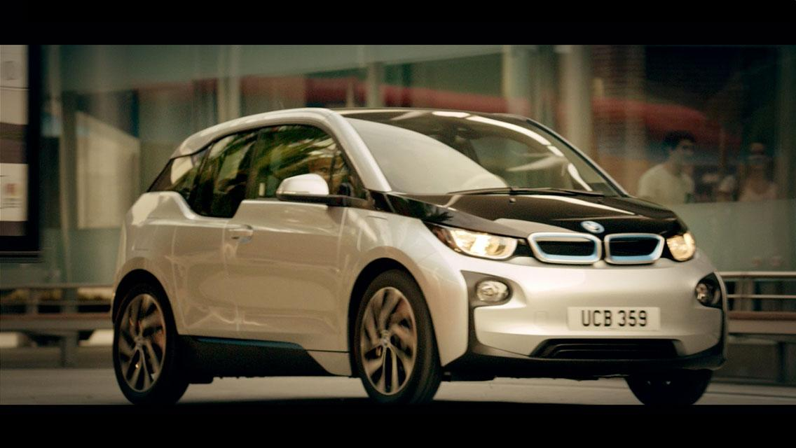 BMW i3 360° - screenshot