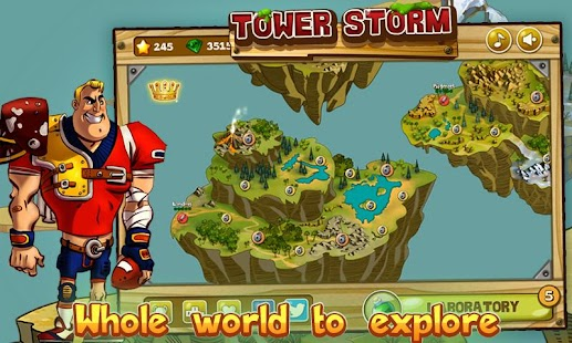 Tower Storm- screenshot thumbnail