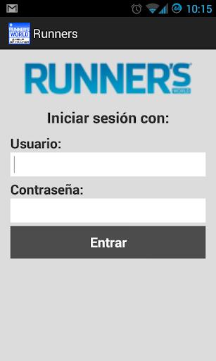 Runner's World Helptrainer