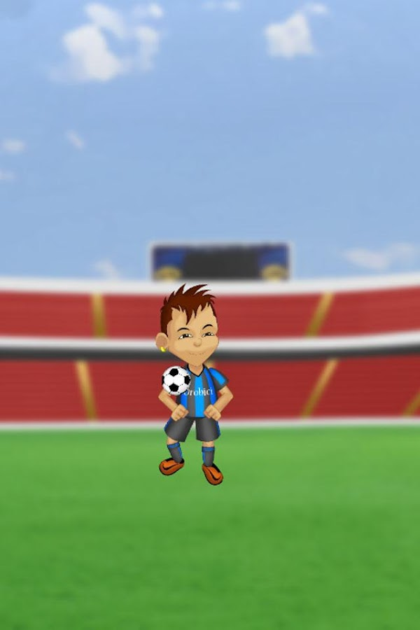Kids Football Game (Soccer)- screenshot