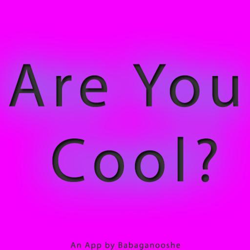 Are You Cool? LOGO-APP點子