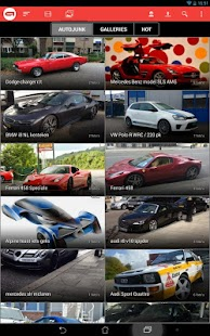 Autoblog.nl- screenshot thumbnail