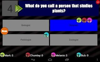Screenshot of Trivia (50% off!)