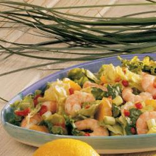 Shrimp Salad with Vinaigrette