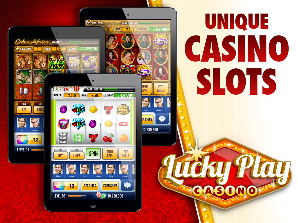 Lucky Chips Slots - Play the Omni Slots Casino Game for Free