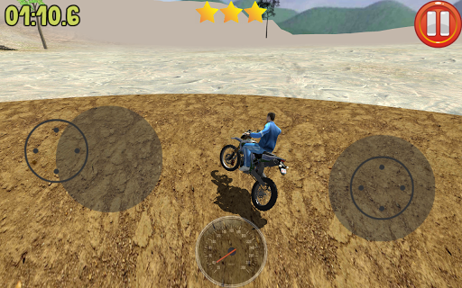 Motocross Racing 3D