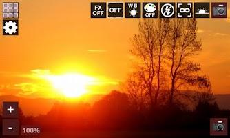 Screenshot of Zoom Camera Free