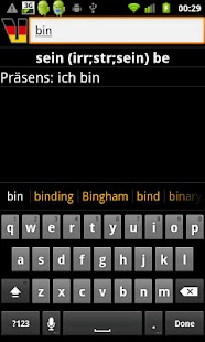 German Verbs- screenshot thumbnail