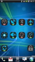 Screenshot of Bluetooth OnOff Toggle Widget