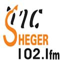 Sheger 102.1FM logo