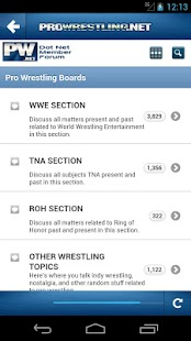 ProWrestling.Net: Latest News!- screenshot thumbnail