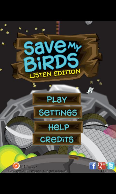 Save My Birds - Listen Edition - screenshot