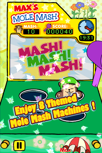 Max Ruby: Max's Mole Mash