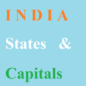 India State & Capitals