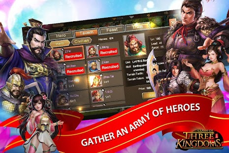 Clash of Three Kingdoms - screenshot thumbnail