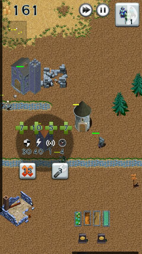 Monster Defense Strategy - screenshot