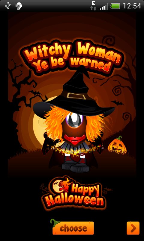 happy halloween wallpapers android apps on google play