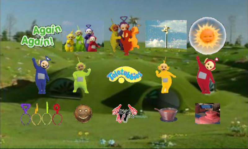 PicSounds Teletubbies - screenshot