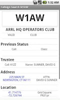 Screenshot of Ham Radio Tools
