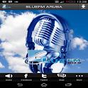 BLUE FM 107.5 icon