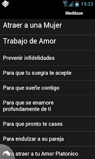 Hechizos de Amor - screenshot thumbnail