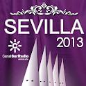 Semana Santa Sevilla iLlamador logo