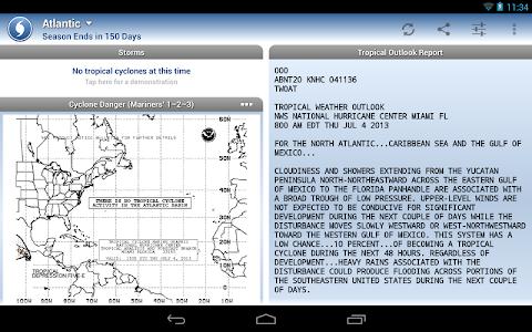 SeaStorm Hurricane Tracker v1.5.0.8