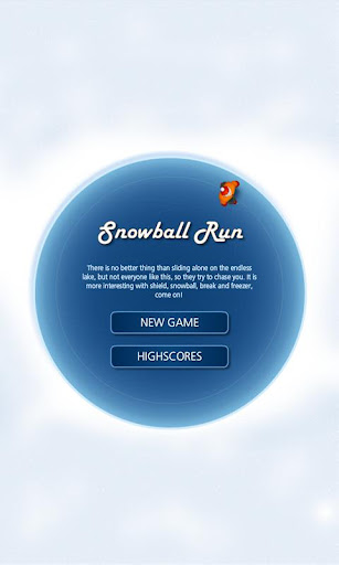 Snowball Run HD