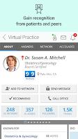 Screenshot of HealthTap for U.S. Doctors