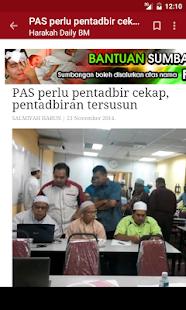 Malaysia News - screenshot thumbnail