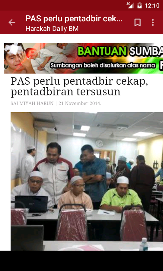 Malaysia News - screenshot