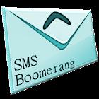 SMS Boomerang remote control icon