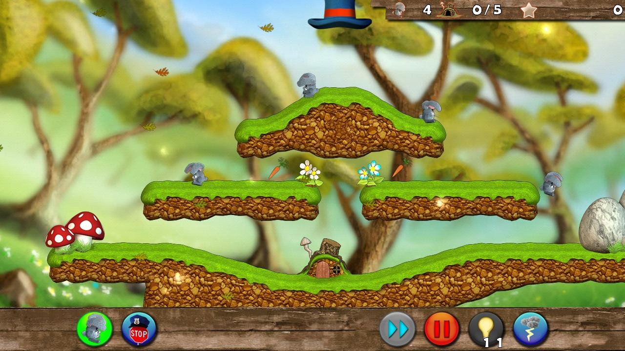 Bunny Mania 2 Demo - screenshot