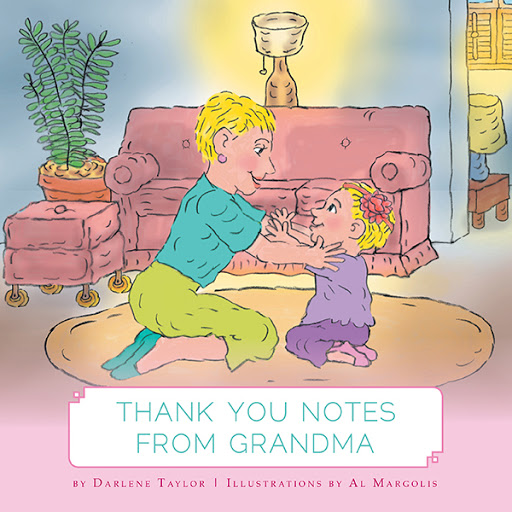 Thank You Notes From Grandma cover