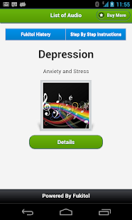 Fukitol fight Depression- screenshot thumbnail