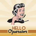 HelloOperator White Pages logo