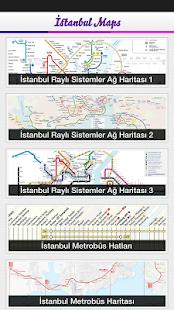Istanbul Maps - screenshot thumbnail