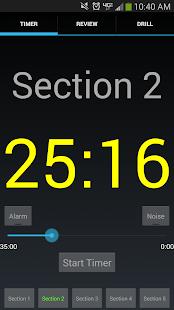 LSAT Timer - screenshot thumbnail
