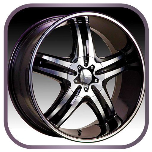 Car Alloy Wheels LOGO-APP點子