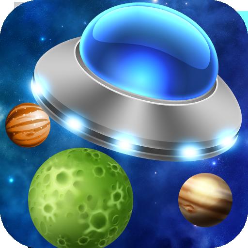銀河系泡泡龍 LOGO-APP點子