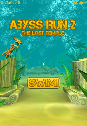 Abyss Run 2: The Lost Temple