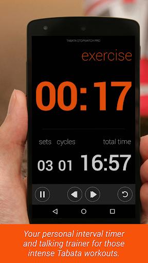 Tabata Stopwatch Pro Timer