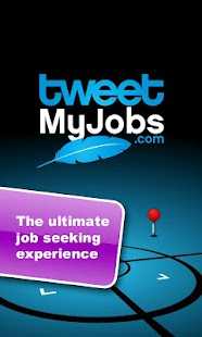 TweetMyJobs - screenshot thumbnail