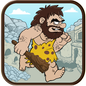 Caveman Run Icon