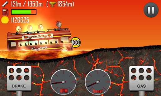 Hill Climb Racing Screenshot 22