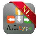 A.I.type Dutch Predictionary logo