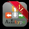 A.I.type Dutch Predictionary logo