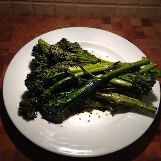 Lacquered Stir Fry Broccolini Recipe