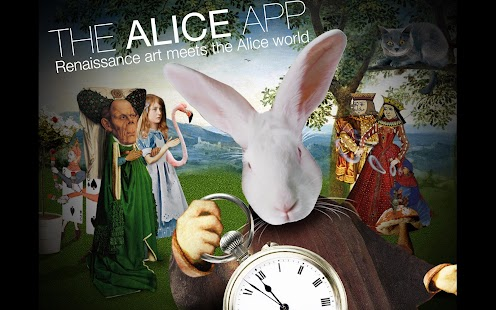 The Alice App- screenshot thumbnail